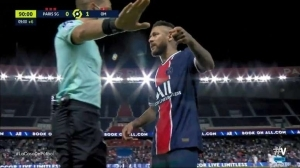 Neymar Issues Statement After Accusing Alvaro Gonzalez Of Racial Abuse