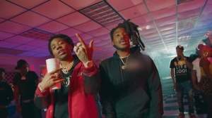 YFN Lucci - Rolled On Ft. Mozzy (Video)