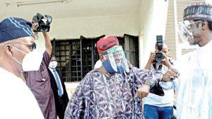 APC caretaker, reconciliatory committee meets Bisi Akande