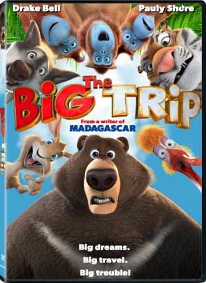The Big Trip (2019) [Animation]