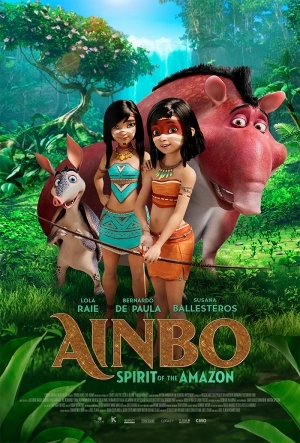 AINBO: Spirit of the Amazon (2021) (Animation)