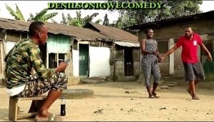 Comedy: Denilson Chibuike Igwe - License Soldier Part 1
