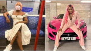 Dj Cuppy Reveals Why She Uses Public Transport Instead Of Her Ferrari