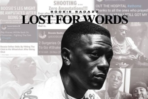 Boosie – Lost for Words