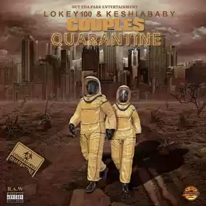 Lokey100 & KeshiaBaby - Magician