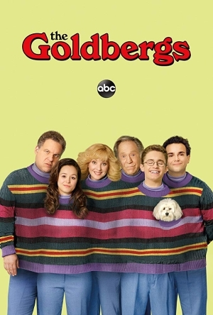 TV Series: The Goldbergs 2013 S07 E12 -Game Night