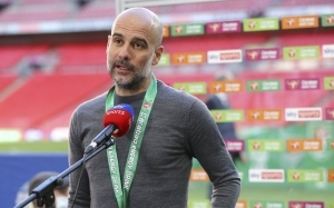 """Pep Guardiola confirms one of his """"favourite players"""" is leaving Manchester City for Barcelona"""