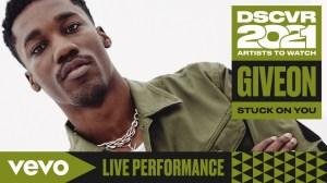 Giveon - Stuck On You (Live)