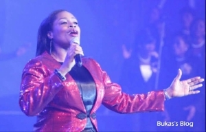 Sinach – No Failure With God
