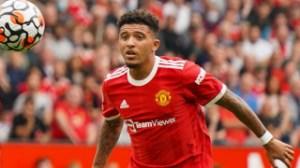 Man Utd boss Solskjaer delivers Sancho injury update