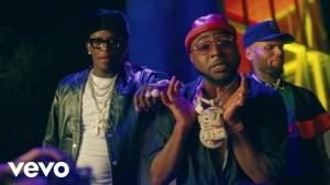 Davido – Shopping Spree ft. Chris Brown & Young Thug (Video)