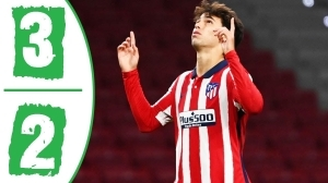 Atletico Madrid vs Salzburg 3 - 2 | UCL All Goals And Highlights (27-10-2020)