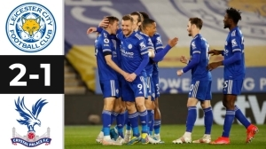 Leicester City vs Crystal Palace 2 - 1 (Premier League Goals & Highlights 2021)