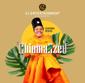 Chioma Jesus – Chiomalized (Album)