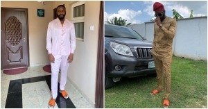 BBNaija Star, Leo Dasilva Reveals Why He Angrily Left The Church Service After His Pastor Asked Them To Pray