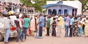 Nigerians React As POS Stand Is Spotted Inside A Popular Bank