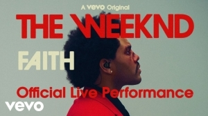 The Weeknd - Faith (Live Performance)