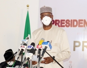 Expect massive COVID-19 infections in two weeks – SGF Boss Mustapha