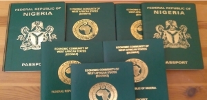 Over 40,000 Passports Yet To Be Collected – NIS