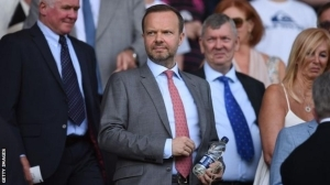 SHOCK AS Manchester United Executive Vice-Chairman Ed Woodward Is Leaving The Club