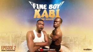 Fine Boy Kabi - The Hot Slap [Episode 02]  (Comedy Video)