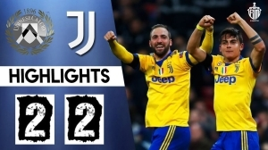 Udinese vs Juventus 2 - 2 (Serie A  2021 Goals & Highlights)
