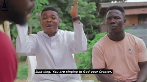 """Woli Agba - Afternoon """"Morning Devotion"""" (Comedy Video)"""