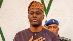 Watch The Moment Seyi Makinde Increases Corpers