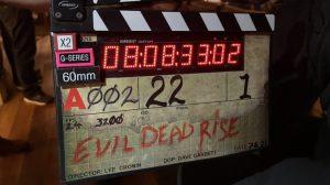 Sam Raimi-Produced Evil Dead Rise Begins Filming in New Zealand
