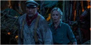 Jungle Cruise Image Teases Dwayne Johnson & Emily Blunt