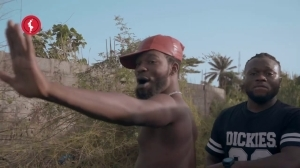 Broda Shaggi Explains The Galaxy (Comedy Video)
