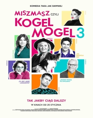 Miszmasz czyli Kogel Mogel 3 (2019) (Polish)