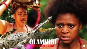 Olammiri The Crocodile Girl (Old Nollywood Movie)