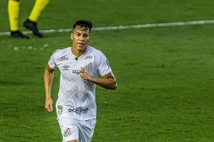 Atlético Madrid becomes the latest European side to show interest in Santos FC forward