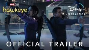 Hawkeye (2021) - Official Trailer