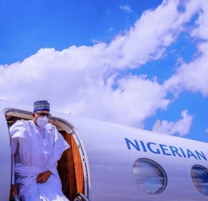 Buhari Is Now A Travel Blogger – Aisha Yesufu