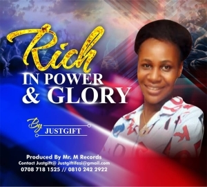 JustGift – Rich in Power & Glory
