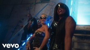 Kash Doll - Bad Azz Ft. DJ Infamous, Mulatto & Benny the Butcher (Video)