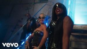 Kash Doll - Bad Azz Ft. DJ Infamous, Mulatto & Benny the Butcher (Video)