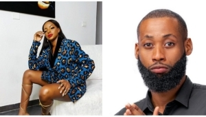 """BBNaija Reunion: """"You Liked All The Guys In The House, You Were The Community Girl"""" – Tochi slams Wathoni (Video)"""