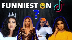 Top 5 Funniest Nigerian Female Celebrities On Tiktok
