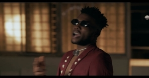 Victor AD – Black ft. Mr Eazi (Video)