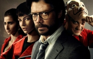 La Casa De Papel (Money Heist) – Bella Ciao
