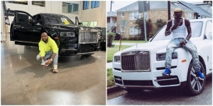 """""""I Don't Use My Father's Money For Hype"""" – Shatta Wale Shades Davido Over His New Rolls Royce"""