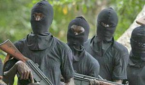 BREAKING: Unknown Gunmen Set Military Base On Fire In Borno