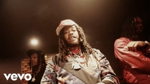 Bandgang Lonnie Bands Feat. Young Nudy - Glocks N Choppas (Video)