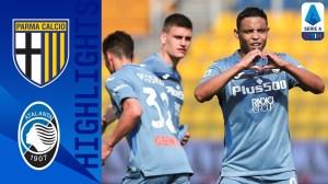 Parma vs Atalanta 2 - 5 (Serie A Goals & Highlights 2021)