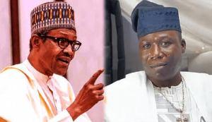 Igboho was disturbing peace with his campaign against Fulani herdsmen: Buhari