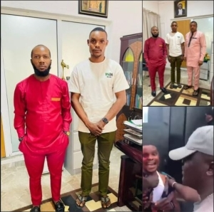 Assaulted Uber Driver to Get Justice - Inibehe Says After Taking Up the Case (Photo)
