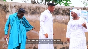 Woli Agba – Daddy The Fighter  (Comedy Video)